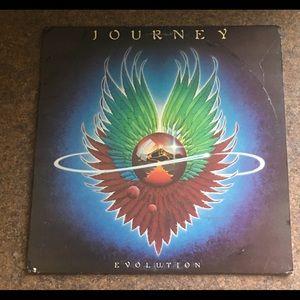 Journey Evolution Vinyl LP Album